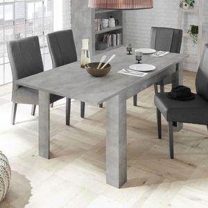 Table Avec Allonges Integrees Achat Vente Pas Cher