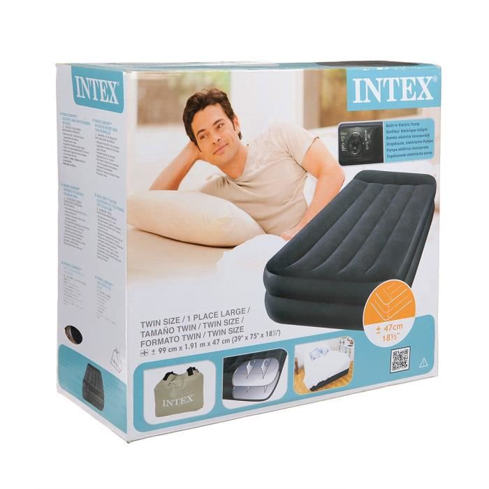 ... personne - Achat / Vente lit gonflable - airbed - Cdiscount