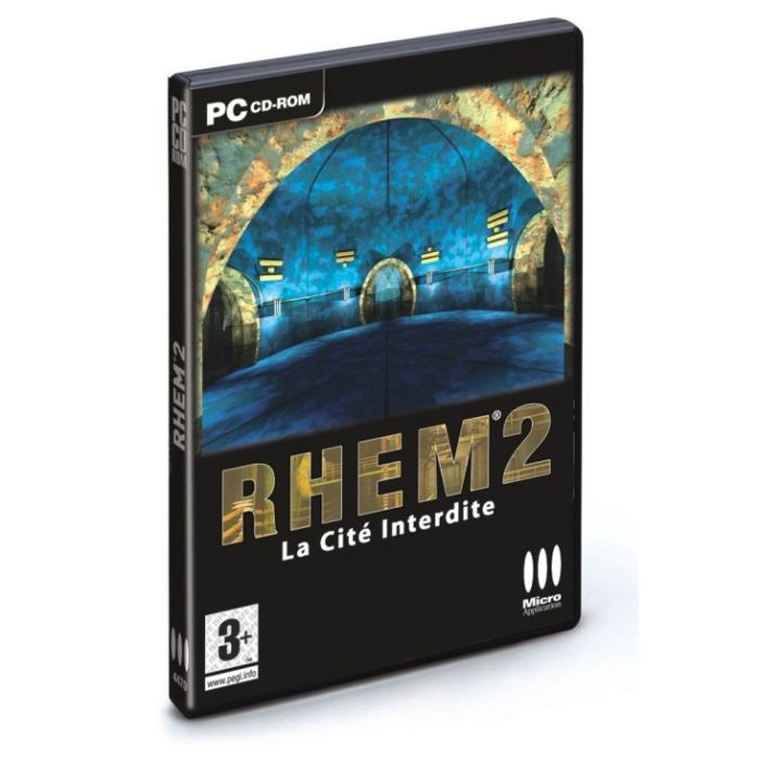 RHEM 2 LA CITE INTERDITE