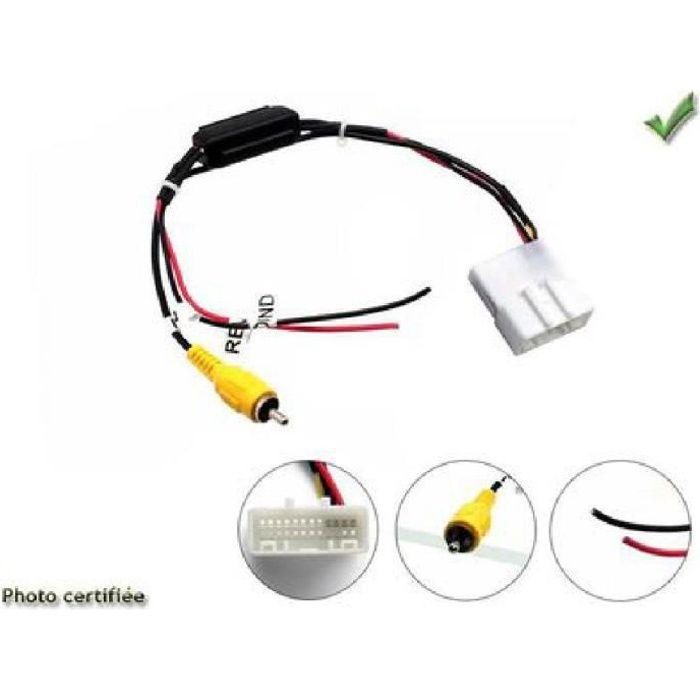 Module De Recuperation Camera De Recul compatible Nissan Frontier ap15 Note ap15