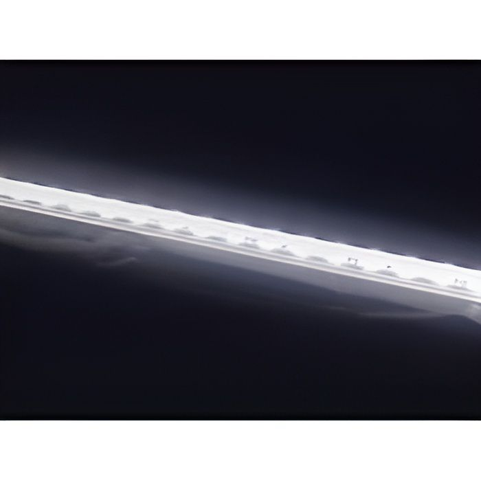 GUIRLANDE LUMINEUX REGLETTE ALU 30 LED BLANC 50CM
