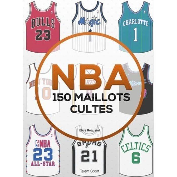Les maillots NBA