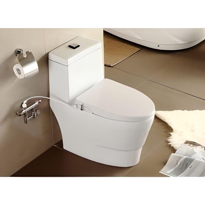 Abattant de toilettes Japonais sans électricité...