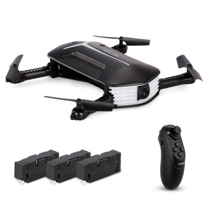 Original JJR/C H37 Mini Selfie Drone 6 Axes RC WIFI FPV 720P Caméra Quadricoptère Pliable G-capteur
