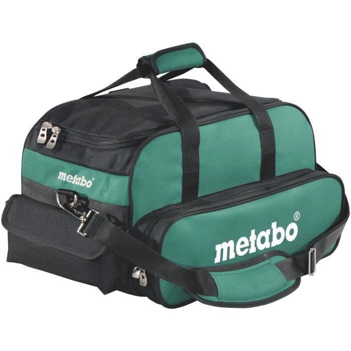 METABO Sacoche à outils - L 460 x l 260 x H 280 mm