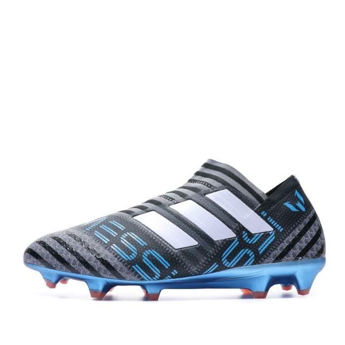 Nemeziz Messi 17+ FG Chaussures Football gris homme Adidas