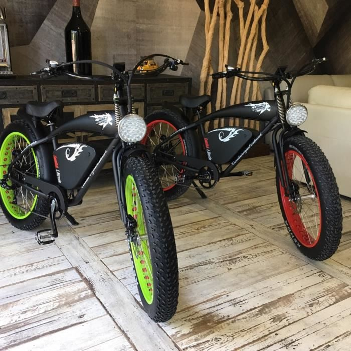 vélo électrique Beach Cruiser
