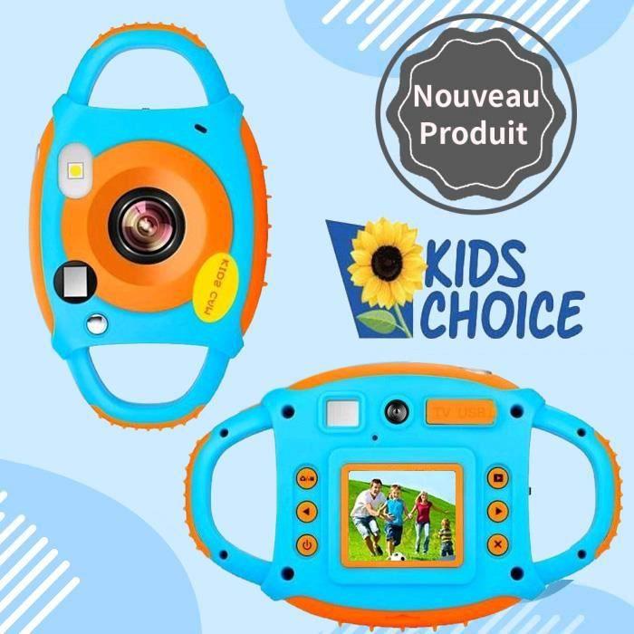 Appareil Photo Enfants Kids Caméra Avec Un Écran De 1,77 Pouce caméra avant et arrière