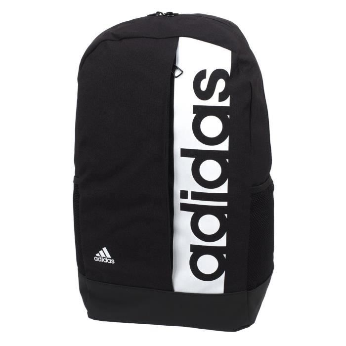 sac a dos adidas noir achat vente sac a dos adidas noir pas cher cdiscount. Black Bedroom Furniture Sets. Home Design Ideas