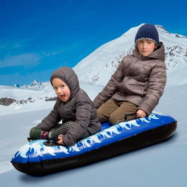 luge snow boogie gonflable glacier 2 places prix pas cher cdiscount. Black Bedroom Furniture Sets. Home Design Ideas