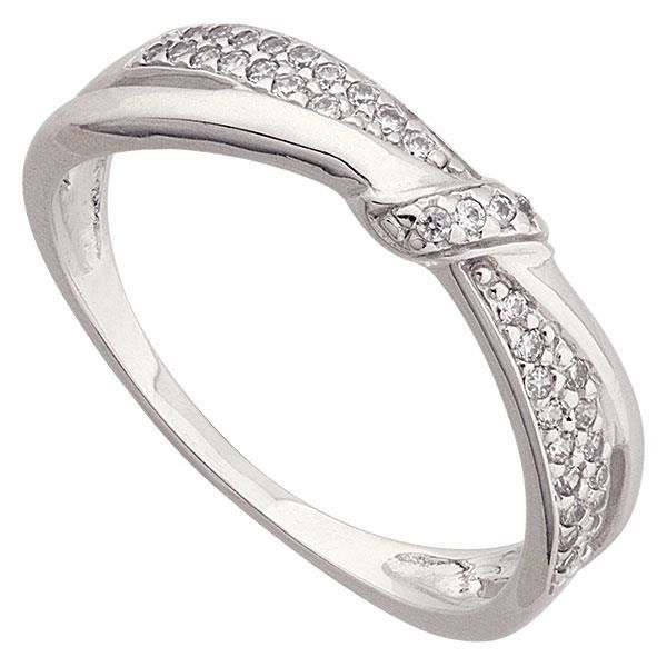 bague or blanc oxyde