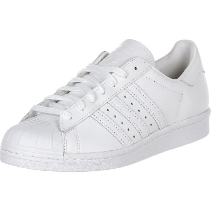Adidas 80 Superstar, Baskets homme 3LJ5TO Taille-48