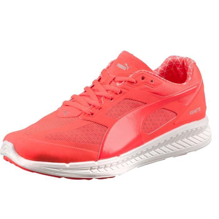 Chaussures de Running Femme Puma IGNITE POWER WARM Orange women ...