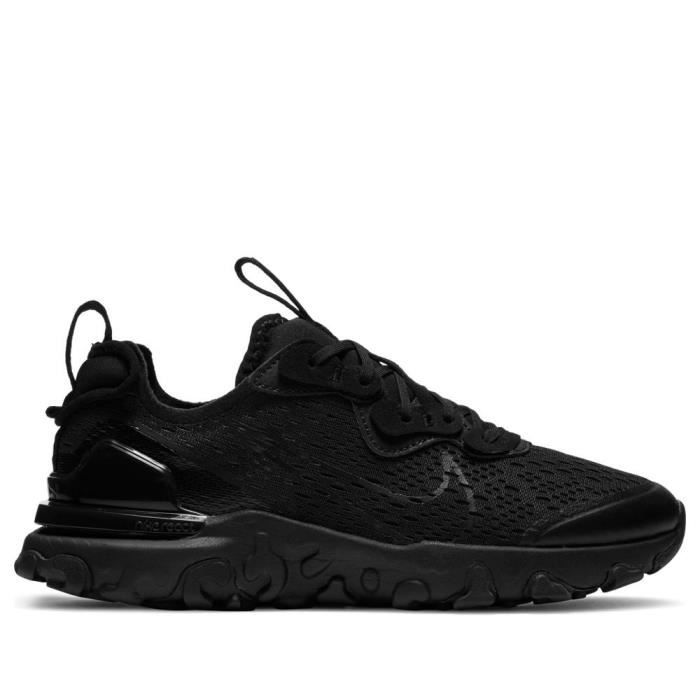 Baskets Nike React Vision 38 Noir - Cdiscount Chaussures