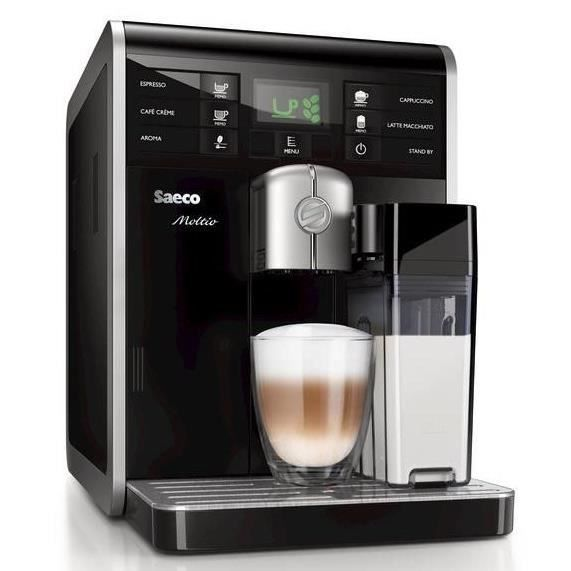 machine expresso moltio - saeco hd8769/01 - achat / vente machine