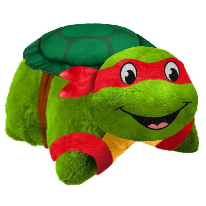 CHAUSSETTES Pillow Pets Nickelodeon Tmnt Jumboz oreiller Petz