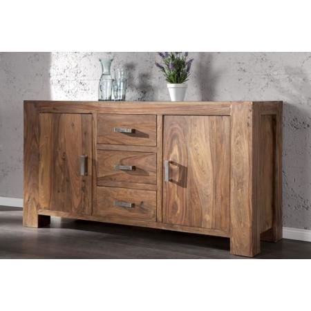 buffet en bois massif palissandre bruges achat vente buffet bahut buffet en bois massif. Black Bedroom Furniture Sets. Home Design Ideas