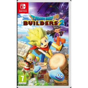 JEU NINTENDO SWITCH Dragon Quest Builders 2 Jeu Switch