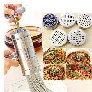 MACHINE À PÂTES Portable Pasta Maker- Noodles Machine- Nouilles Ma