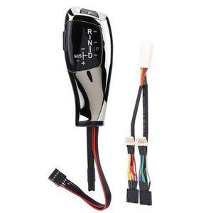 E61 et 5 2003 /à 03//2007 Pommeau de levier de vitesse automatique avec /éclairage LED pour E60