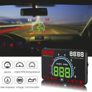 AFFICHAGE PARE-BRISE E350 Afficheur voiture Head Up Display HUD Tête Ha