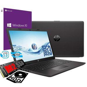 ORDINATEUR PORTABLE HP 250 G7 Ordinateur portable écran de 15,6