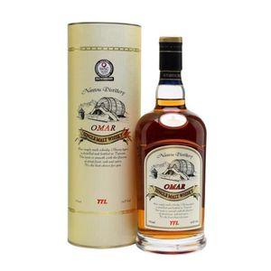 WHISKY BOURBON SCOTCH OMAR Single Malt Sherry Cask Whisky