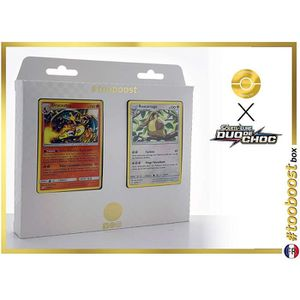 CARTE A COLLECTIONNER Dracaufeu 14-181 & Roucarnage 124-181 - #tooboost