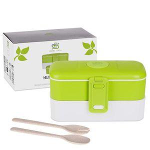 LUNCH BOX - BENTO  SMART LUNCH Boîte à Repas et boîte à Repas pour Me