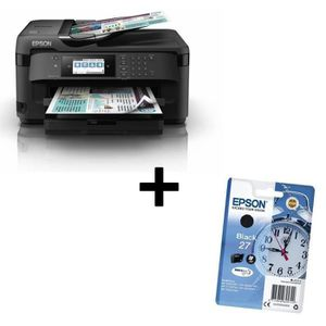 IMPRIMANTE Pack EPSON Imprimante Multifonctions 4-en-1 Workfo