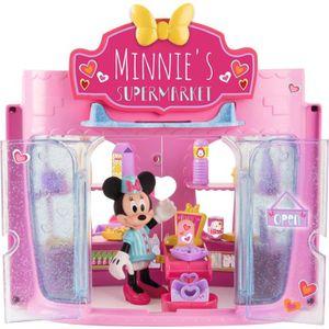 UNIVERS MINIATURE MINNIE Supermarché de Minnie