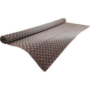 TAPIS Tapis rectangulaire en jonc - Dim : 150 x 320 cm