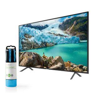 Téléviseur LED SAMSUNG TV LED 50'' 125cm Téléviseur Ultra HD 4K W