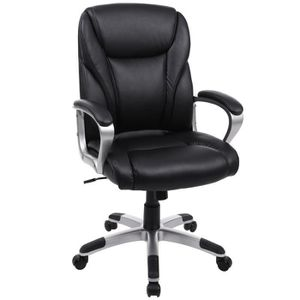 CHAISE DE BUREAU SONGMICS Chaise de Bureau confortable 101-111 cm S