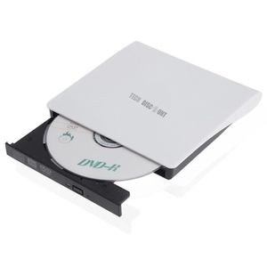 CLÉ USB TD® Lecteur DVD portable externe blu ray SD graveu