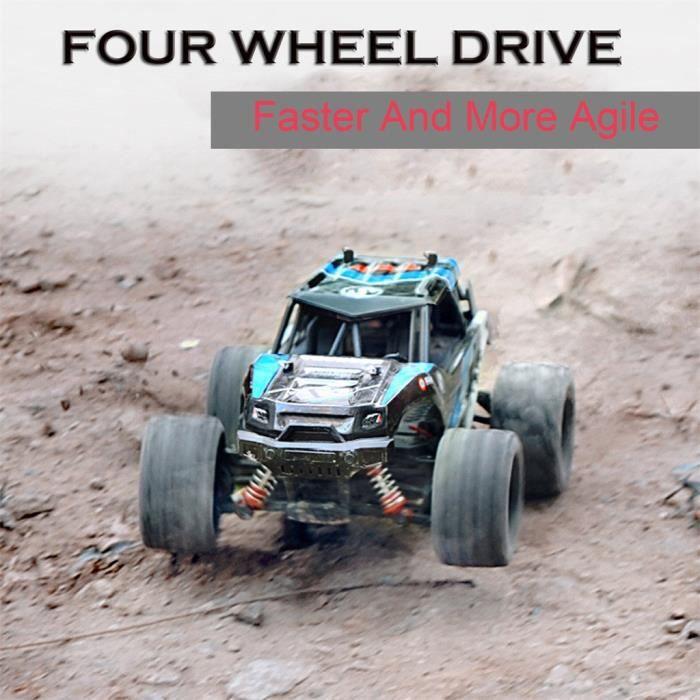 01:18 Télécommande 4 roues motrices camions RC 36 kmh haute vitesse Big-Foot tout-terrain_bei1280