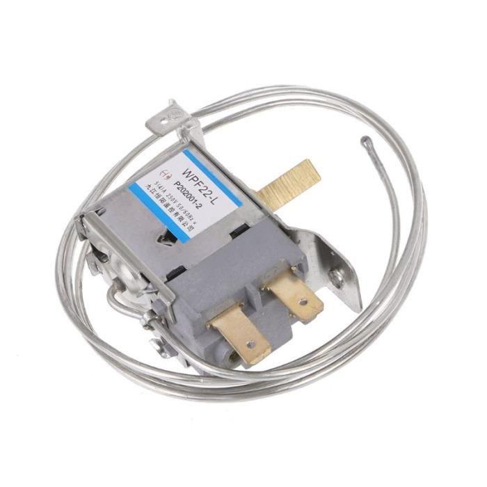 WPF22-L réfrigérateur Thermostat réfrigérateur pièces ménage métal régulateur de température nouveau