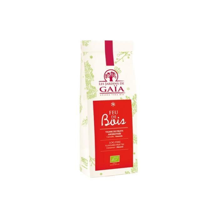 Tisane -Feu de bois- Bio 100g