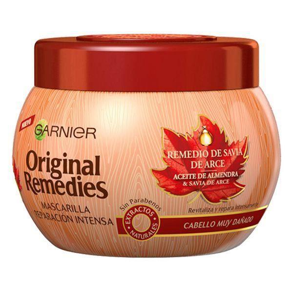 Masque réparateur pour cheveux Savia De Arce Original Remedies Fructis (300 ml)