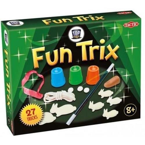 TACTIC Jeu de Magie Fun Trix