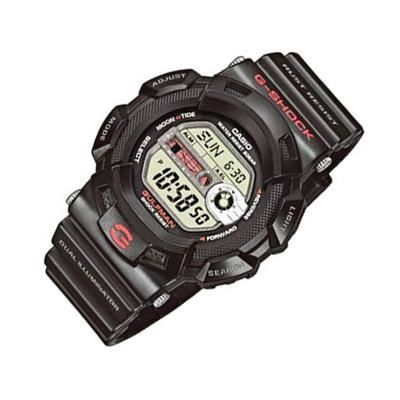 casio g shock g 9100 1er chronographe hommes noir sport achat vente montre cdiscount. Black Bedroom Furniture Sets. Home Design Ideas