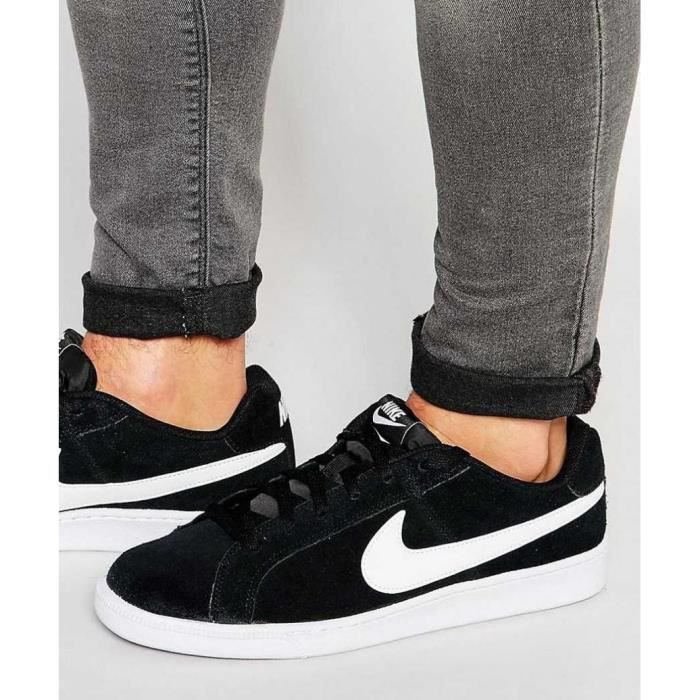 nike baskets court royale suede