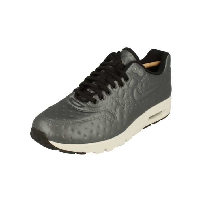 huge selection of 3d4c3 ebca6 Nike Air Max 1 Ultra PRM JCRD Femme Running Trainers 861656 Sneakers  Chaussures 001