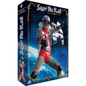 DVD MANGA DVD San ku kai - integrale tv + film - collecto...