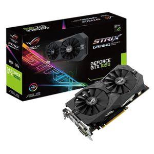 CARTE GRAPHIQUE INTERNE Carte graphique GeForce GTX 1050 ROG 2G