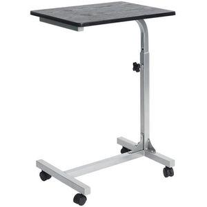 SECRÉTAIRE Table de lit Table d'ordinateur portable Table Sup