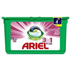 BALLE DE LAVAGE ARIEL 3 en 1 Pods Fresh Sensations Lessive Capsule