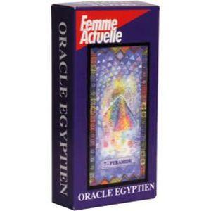 LIVRE PARANORMAL Oracle Egyptien (cartomancie, voyance)
