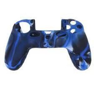 protection manette bleue camouflage ps4 pack prix pas cher cdiscount. Black Bedroom Furniture Sets. Home Design Ideas