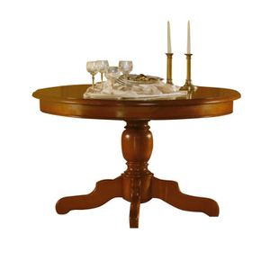 Table Ronde Pied Central Achat Vente Table Ronde Pied